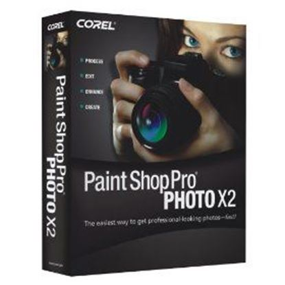 Picture of Corel Paint Shop Pro Photo X2